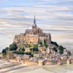 Le Mont St. Michel (mai 2012)