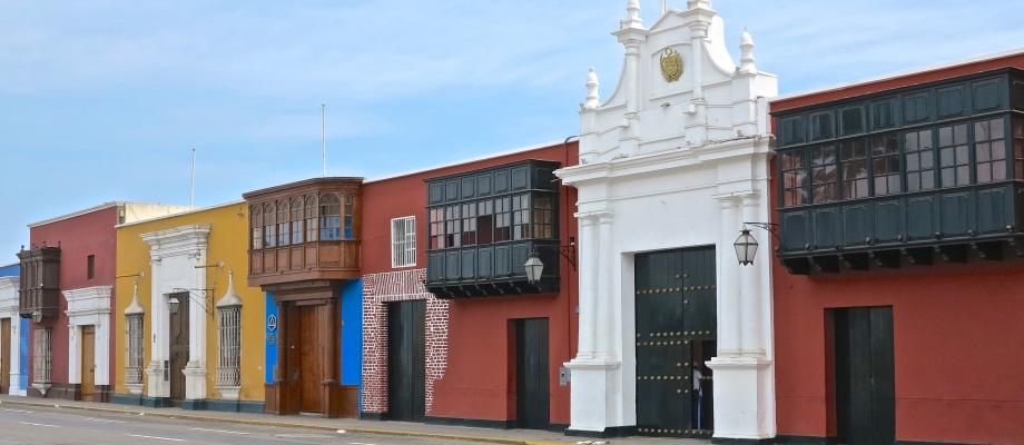 Trujillo jour 1.