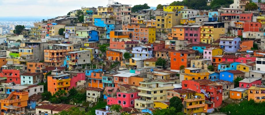 Guayaquil jour 1.
