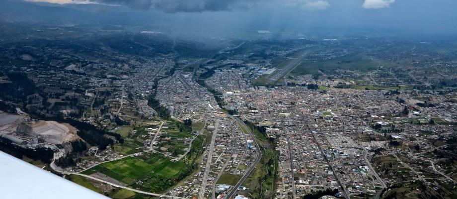 Cuenca – Latacunga.