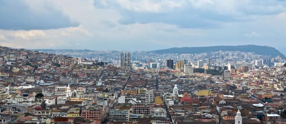 Quito jour 1.